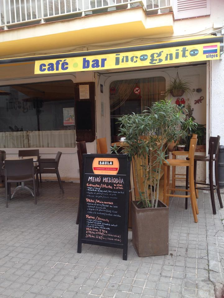 Bar Cafe Incognito