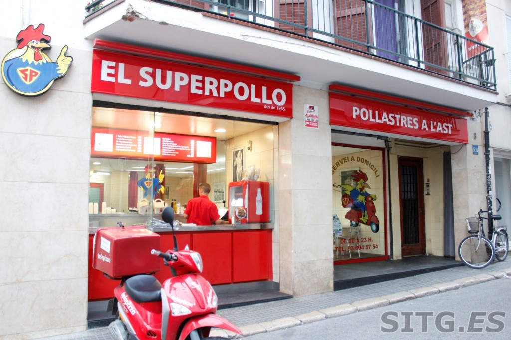 El Superpollo Chicken Take Away