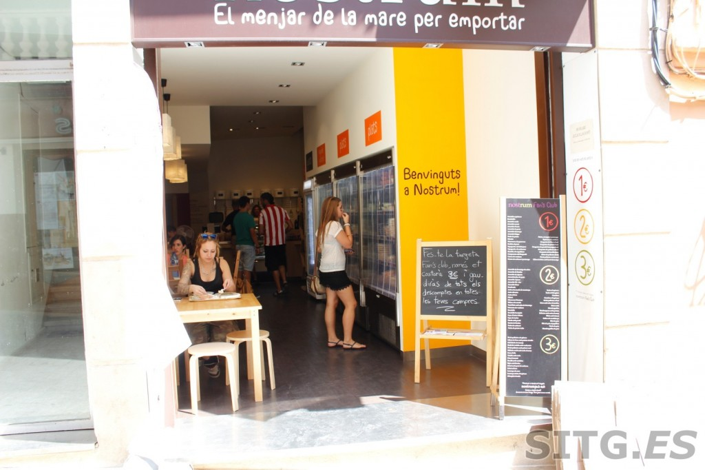Nostrum Take Away sitges