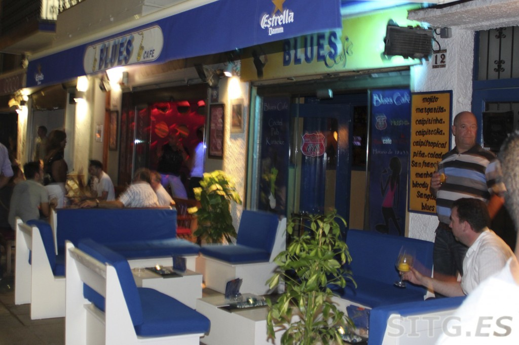 Blues Cafe Bar Kareoke