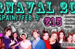 CARNAVAL -- €15 (Sitges, Spain) -- Frontera Student Travel