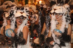 Trip to the Sitges Carnival