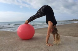 SITGES Week End Zen - DAY 1 - Yoga, Pilates, Postural Ball