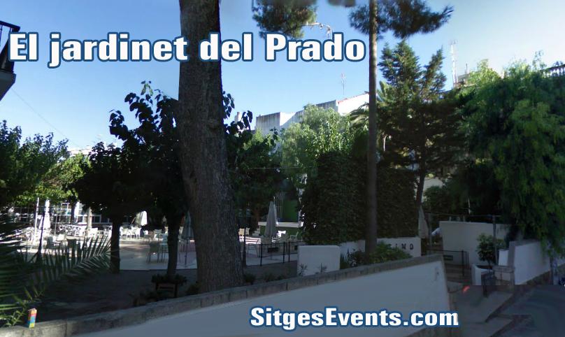 El jardinet del Prado